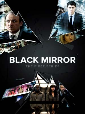 se1713 : ซีรีย์ฝรั่ง Black Mirror Season 1-2 (ซับไทย) DVD 3 แผ่น