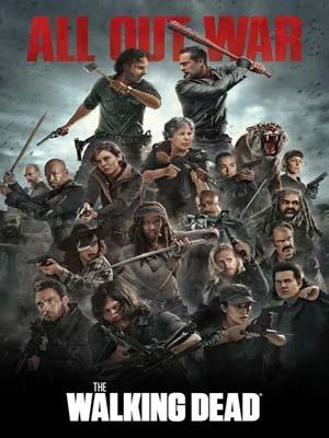 se1719 : ซีรีย์ฝรั่ง The Walking Dead Season 8 (ซับไทย) DVD 4 แผ่น