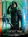 se1721 : ซีรีย์ฝรั่ง Arrow Season 5 โครตคนธนูมหากาฬ ปี 5 (พากย์ไทย) DVD 5 แผ่น