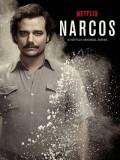 se1723 : ซีรีย์ฝรั่ง Narcos Season 1 (ซับไทย) DVD 2 แผ่น