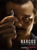 se1724 : ซีรีย์ฝรั่ง Narcos Season 2 (ซับไทย) DVD 2 แผ่น