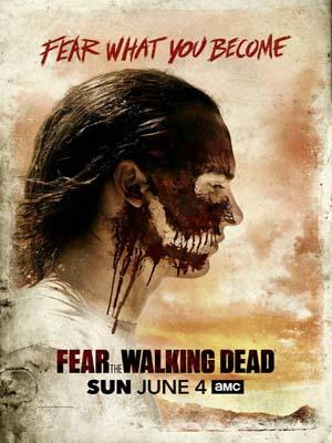 se1725 : ซีรีย์ฝรั่ง Fear The Walking Dead Season 3 (ซับไทย) DVD 3 แผ่น
