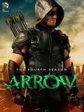 se1728 : ซีรีย์ฝรั่ง Arrow Season 4 โคตรคนธนูมหากาฬ ปี 4 (พากย์ไทย) DVD 5 แผ่น