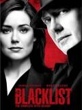 se1729 : ซีรีย์ฝรั่ง The Blacklist Season 5 [ซับไทย] DVD 5 แผ่น