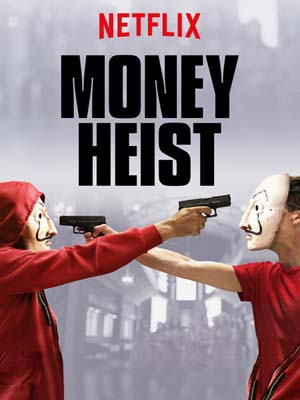 se1730 : ซีรีย์ฝรั่ง Money Heist Season 1 ทรชนคนปล้นโลก ปี 1 [ซับไทย] DVD 3 แผ่น