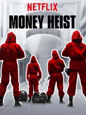 se1731 : ซีรีย์ฝรั่ง Money Heist Season 2 ทรชนคนปล้นโลก ปี 2 [ซับไทย] DVD 3 แผ่น