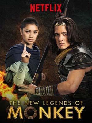se1732 : ซีรีย์ฝรั่ง The New Legends of Monkey Season 1 [พากย์ไทย] DVD 2 แผ่น