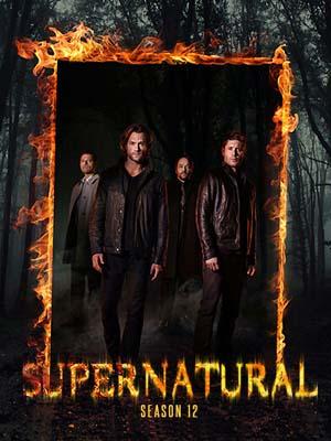 se1733 : ซีรีย์ฝรั่ง Supernatural season 12 [ซับไทย] DVD 6 แผ่น