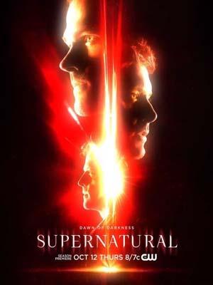 se1737 : ซีรีย์ฝรั่ง Supernatural Season 13 [ซับไทย] DVD 6 แผ่น