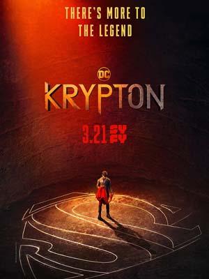 se1744 : ซีรีย์ฝรั่ง Krypton Season 1 [ซับไทย] DVD 3 แผ่น