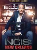 se1749 : ซีรีย์ฝรั่ง NCIS: New Orleans Season 4 [พากย์ไทย] DVD 5 แผ่น