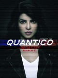 se1750 : ซีรีย์ฝรั่ง Quantico Season 2 แก๊งมือปราบพิฆาตทรชน ปี 2 (พากย์ไทย) 5 แผ่น