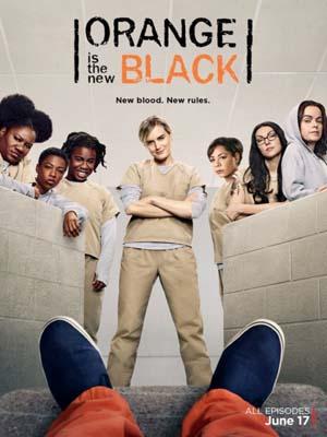 se1752 : ซีรีย์ฝรั่ง Orange Is The New Black Season 4 (ซับไทย) 3 แผ่น