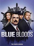 se1763 : ซีรีย์ฝรั่ง Blue Bloods Season 4 [ซับไทย] 5 แผ่น