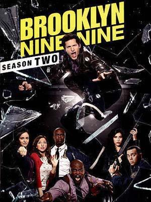 se1768 : ซีรีย์ฝรั่ง Brooklyn Nine-Nine Season 2 [ซับไทย] DVD 3 แผ่น