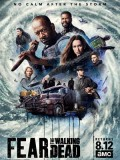 se1803 : ซีรีย์ฝรั่ง Fear the Walking Dead Season 4 [ซับไทย] DVD 4 แผ่น