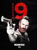 se1807 : ซีรีย์ฝรั่ง The Walking Dead Season 9 [พากย์ไทย] DVD 4 แผ่น