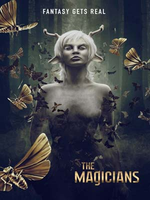 se1812 : ซีรีย์ฝรั่ง The Magicians Season 2 [ซับไทย] DVD 3 แผ่น