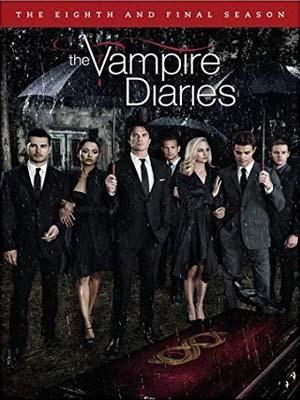se1813 : ซีรีย์ฝรั่ง The Vampire Diaries Season 8 [ซับไทย] DVD 4 แผ่น