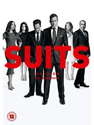 se1814 : ซีรีย์ฝรั่ง Suits Season 6 [ซับไทย] DVD 4 แผ่น