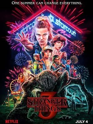 se1816 : ซีรีย์ฝรั่ง Stranger Things Season 3 (ซับไทย) DVD 2 แผ่น