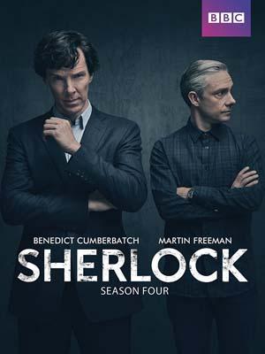 se1817 : ซีรีย์ฝรั่ง Sherlock Season 4 [ซับไทย] DVD 1 แผ่น