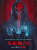 se1821 : ซีรีย์ฝรั่ง 12 Monkeys Season 3 [ซับไทย] DVD 3 แผ่น
