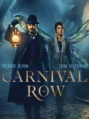 se1824 : ซีรีย์ฝรั่ง Carnival Row Season 1 [ซับไทย] DVD 2 แผ่น