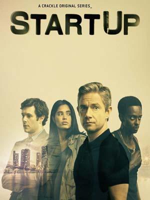 se1827 : ซีรีย์ฝรั่ง Startup Season 1 [ซับไทย] DVD 2 แผ่น