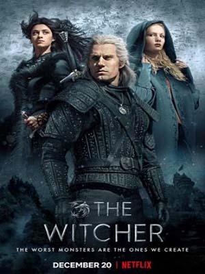 se1830 : ซีรีย์ฝรั่ง The Witcher Season 1 [ซับไทย] DVD 2 แผ่น