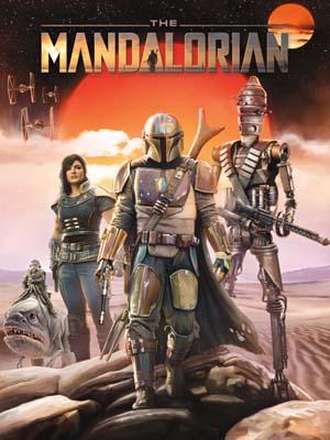 se1831 : ซีรีย์ฝรั่ง The Mandalorian Season 1 มนุษย์ดาวมฤตยู ปี 1 [ซับไทย] DVD 2 แผ่น