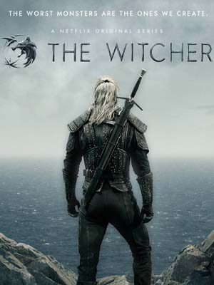se1835 : ซีรีย์ฝรั่ง The Witcher Season 1 เดอะ วิทเชอร์ นักล่าจอมอสูร ปี 1 [พากย์ไทย] DVD 2 แผ่น