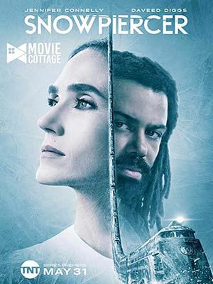 se1854 : ซีรีย์ฝรั่ง Snowpiercer Season 1 ปฏิวัติฝ่านรกน้ำแข็ง ปี 1 [พากย์ไทย] DVD 2 แผ่น