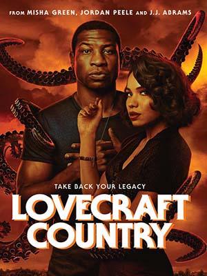 se1868 : ซีรีย์ฝรั่ง Lovecraft Country Season 1 (ซับไทย) DVD 3 แผ่น