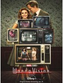 se1869 : ซีรีย์ฝรั่ง Wandavision Season 1 (2021) (ซับไทย) DVD 2 แผ่น