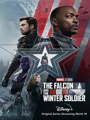 se1870 : ซีรีย์ฝรั่ง The Falcon and the Winter Soldier Season 1 (2021) (พากย์ไทย) DVD 2 แผ่น