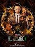 se1871 : ซีรีย์ฝรั่ง Loki Season 1 (2021) (พากย์ไทย) DVD 2 แผ่น