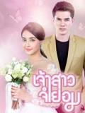 st1603 : ละครไทย เจ้าสาวจำยอม DVD 4 แผ่น