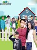 st1626 : ละครไทย ศึกรักข้ามรั้ว (บ้านสราญแลนด์) DVD 4 แผ่น