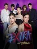 st1662 : ละครไทย The Extra วงการร้าย วงการรัก DVD 3 แผ่น
