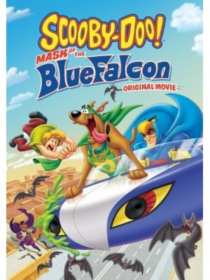ct0681 :การ์ตูน Scooby Doo:Mask Of The Blue Falcon 1 แผ่น
