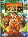 am0122 : หนังการ์ตูน Brother Bear 2 มหัศจรรย์หมีผู้ยิ่งใหญ่ 2 DVD 1 แผ่น