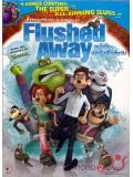 am0124 : หนังการ์ตูน Flushed Away หนูไฮโซ ขอเป็นฮีโร่สักวัน DVD 1 แผ่น
