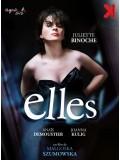 id450 : หนังอีโรติก Elles ฉึก...หัวใจฉาว  DVD 1 แผ่นจบ