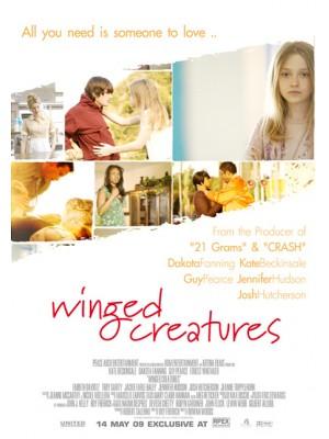 E031: Winged Creatures  ปีกแห่งรัก 5 หัวใจไม่ยอมแพ้ Master 1 แผ่น