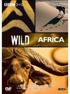 ft085:สารคดี Wild Africa 2 แผ่น