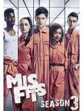 se0945 : ซีรีย์ฝรั่ง Misfits Season 3 [ซับไทย] 2 แผ่นจบ