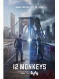 se1519 : ซีรีย์ฝรั่ง 12 Monkeys Season 1 (ซับไทย) 3 แผ่น
