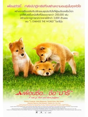jm068 : เพื่อนซื่อ ชื่อ มาริ   A tales of Mari and three puppies MASTER 1 แผ่น