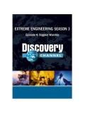 ft006 :สารคดี Extream Engineering ขีดสุดแวดวงวิศวกรรม 3 DVD